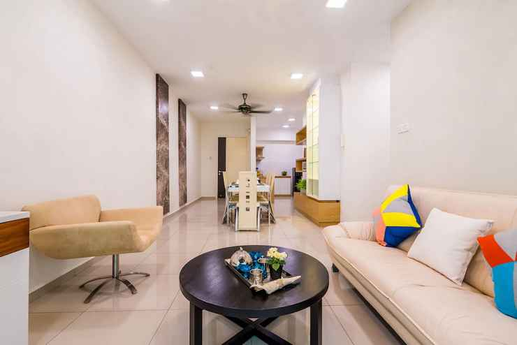 COMMON_SPACE The Zest Kinrara by Plush