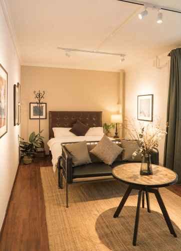 BEDROOM Cactus space- Sanlitun American Garden Apartment