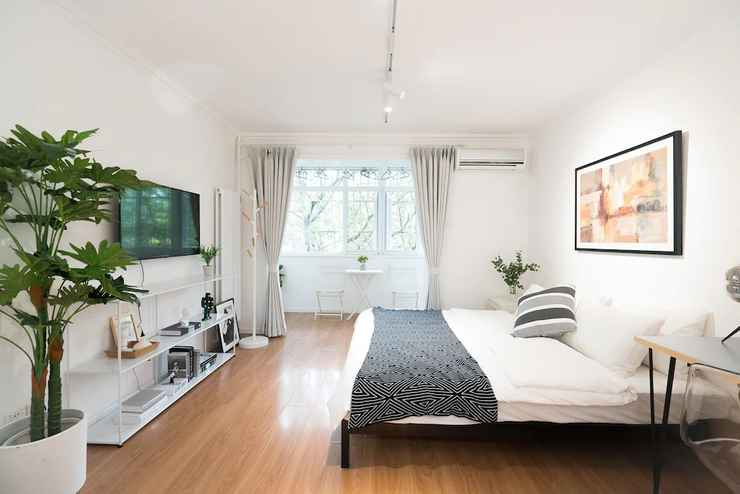 BEDROOM Cactus space - Sanlitun Refreshing Theme Apartment