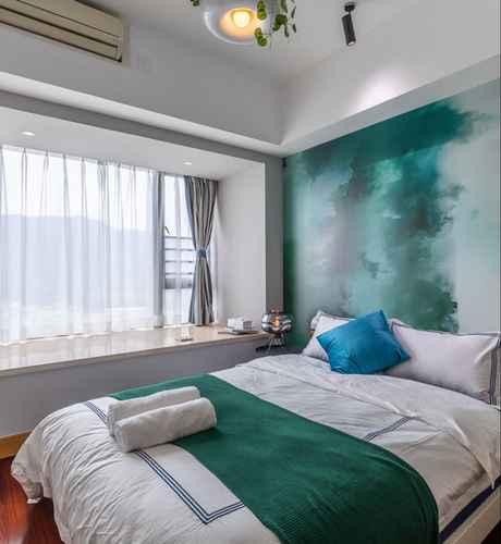 BEDROOM Locals Boutique Apartment Shijicheng No8