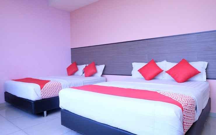 Hotel De'Tees Johor - Kamar Keluarga, 2 Tempat Tidur Double
