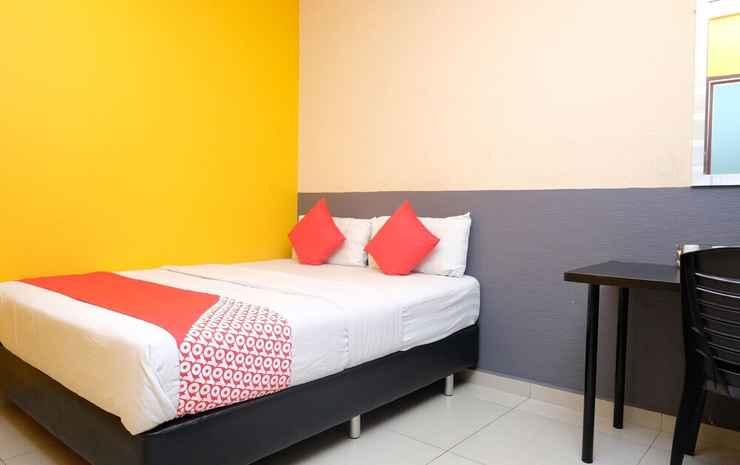 Hotel De'Tees Johor - Kamar Double Standar, 1 Tempat Tidur Double