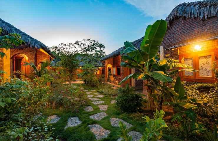 EXTERIOR_BUILDING Ninh Binh Palm Homestay