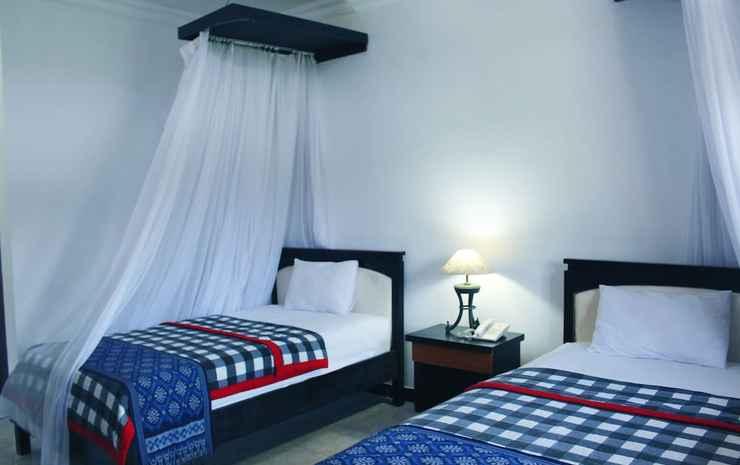 Aman Gati Hotel Lakey Dompu - Kamar Twin Standar