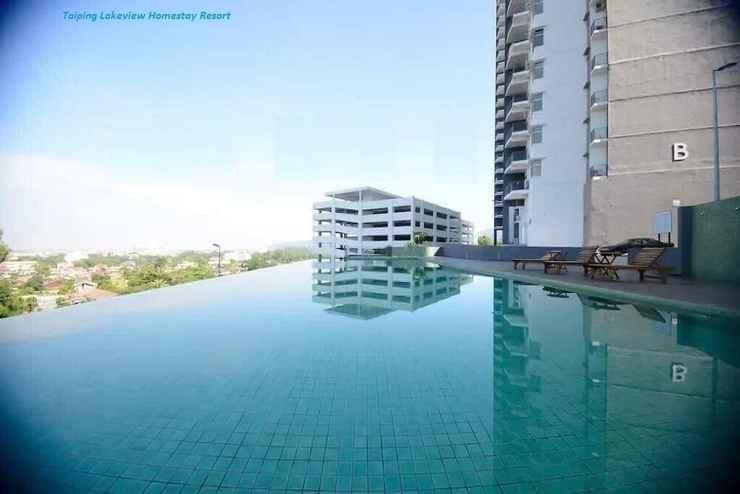 SWIMMING_POOL Taiping Lakeview Homestay