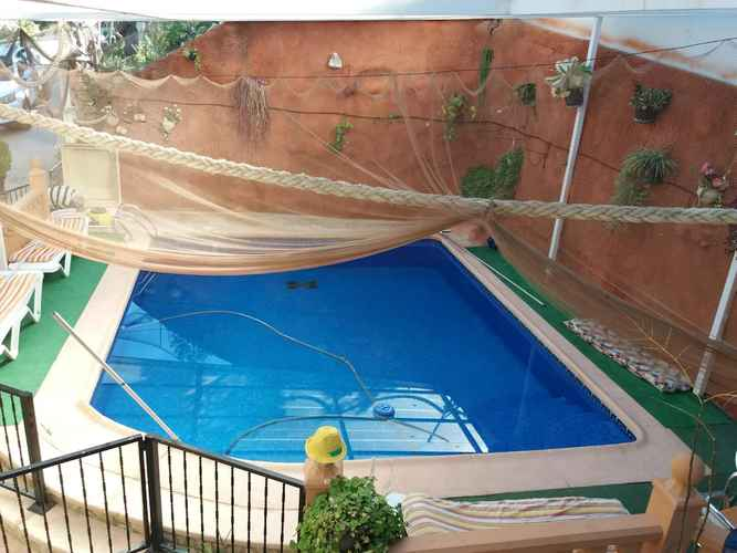 SWIMMING_POOL Villa With 5 Bedrooms in Totana, With Wonderful Mountain View, Private Pool, Enclosed Garden - 20 km From the Beach