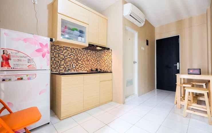 Simple 2BR Pancoran Riverside Apartment