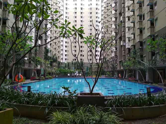 SWIMMING_POOL Classic 2BR Apartment at Gateway Ahmad Yani