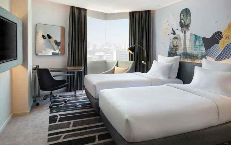 Novotel Jakarta Cikini Hotel Jakarta - Kamar Deluks