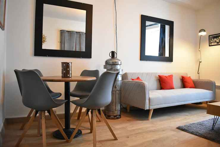 COMMON_SPACE Spacious 1 Bedroom Apartment in Sacré Coeur