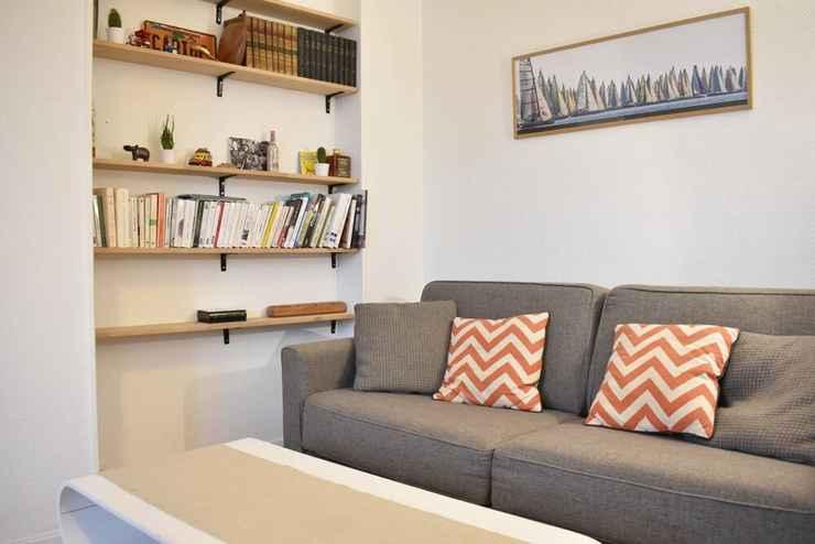 COMMON_SPACE Modern Studio Near Montmartre 18th Arrondissement