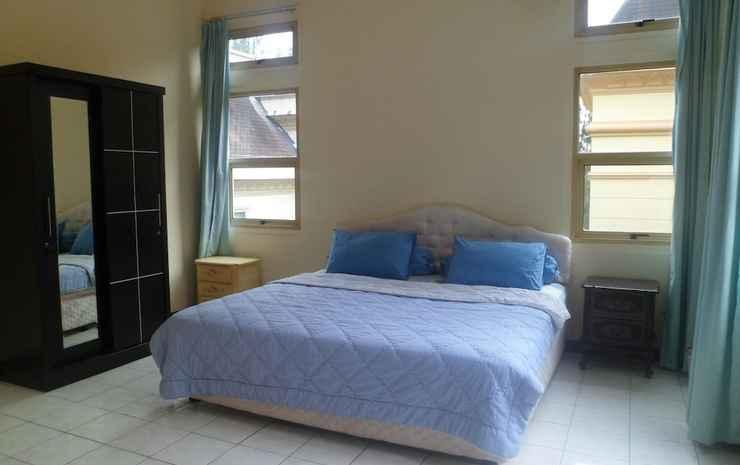 Kota Bunga CC Puncak - Vila, 4 kamar tidur