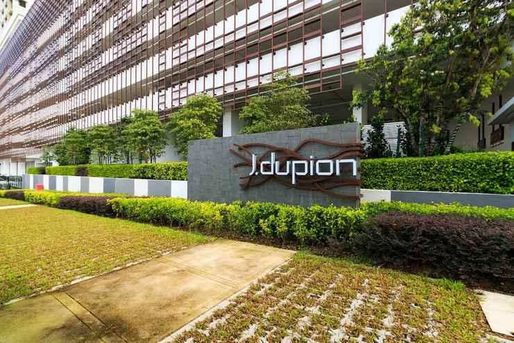 EXTERIOR_BUILDING J DUPION Boutique Suites by NowHere