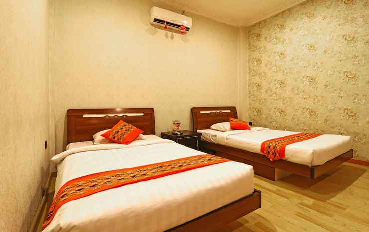 Comfy Room at Edotel Syariah SMK Negeri 4 Banjarmasin Banjarmasin - Kamar Deluks