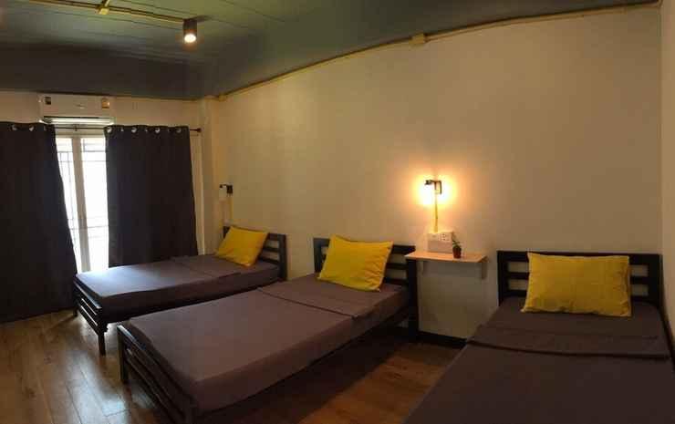 Best Bed Suvarnabhumi Bangkok - Kamar Triple Basic