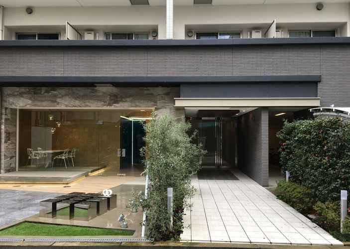 EXTERIOR_BUILDING ชินไซบาชิ ซันไชน์ อพาร์ทเมนท์