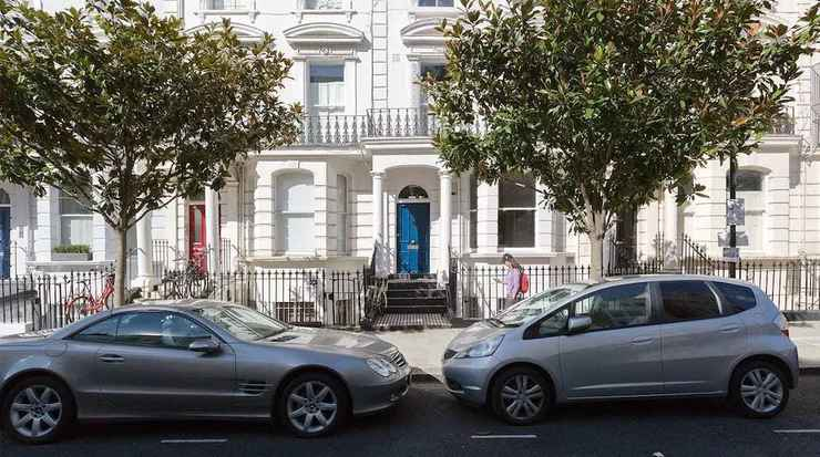 EXTERIOR_BUILDING Charming and Cosy 1 Bed in Notting Hill