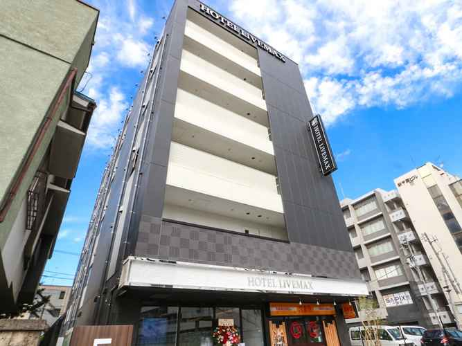 EXTERIOR_BUILDING โรงแรมไลฟ์แมกซ์ ชิบะ-เอกิมาเอะ