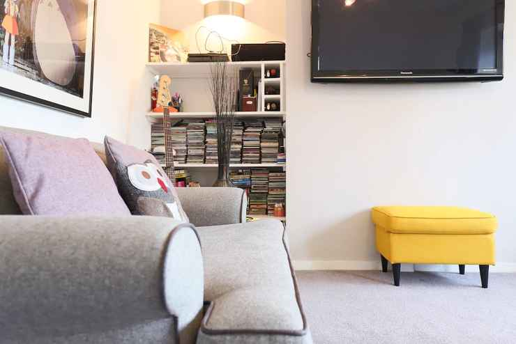 LOBBY Cosy 1 Bedroom Apartment in the Heart of Wimbledon