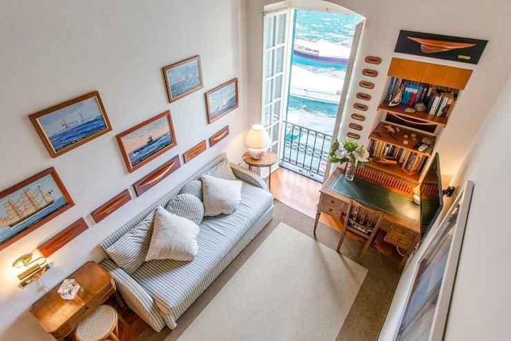 LOBBY Altido Stylish Seaview Apartment in Portofino