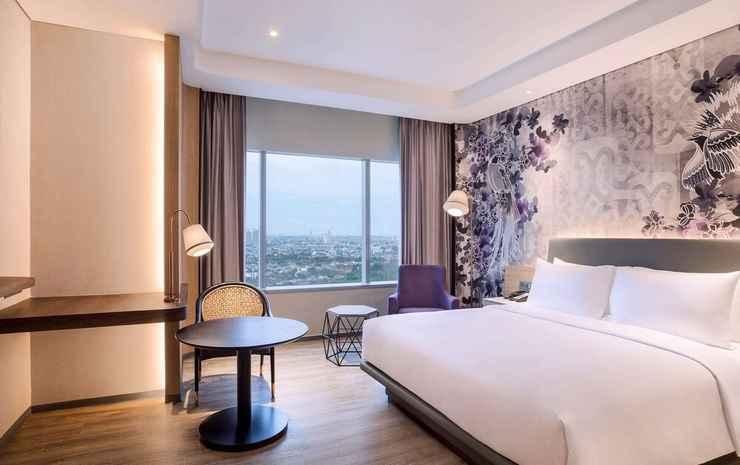 Mercure Jakarta Gatot Subroto Jakarta - Privilege, Kamar, 1 Tempat Tidur Double