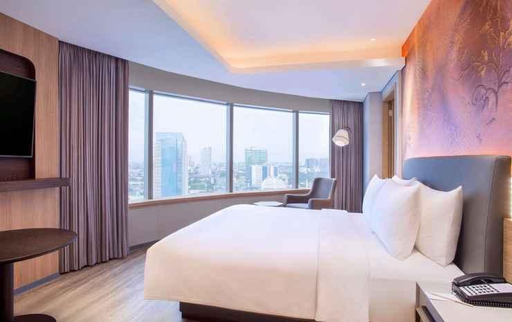 Mercure Jakarta Gatot Subroto Jakarta - Kamar Eksekutif, 1 Tempat Tidur Double
