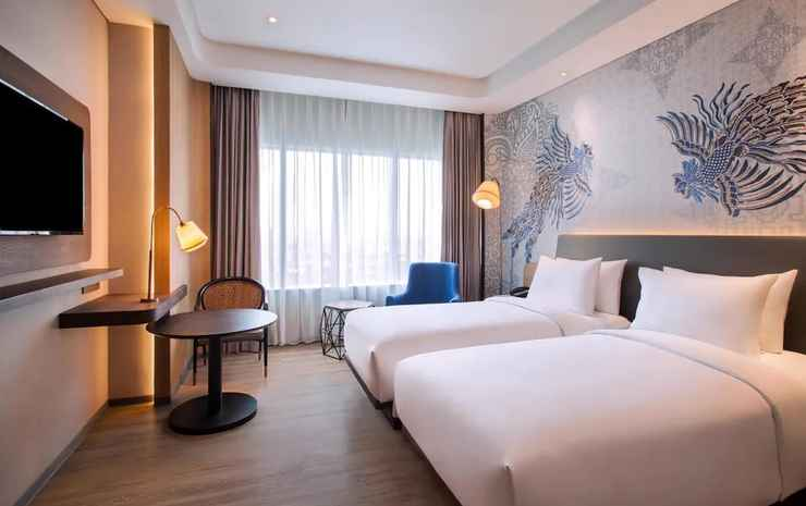 Mercure Jakarta Gatot Subroto Jakarta - Kamar Superior, 2 Tempat Tidur Twin