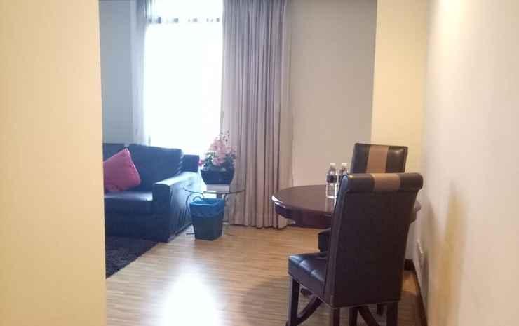 KL Times Square Residence Kuala Lumpur - Suite Standar, 1 kamar tidur