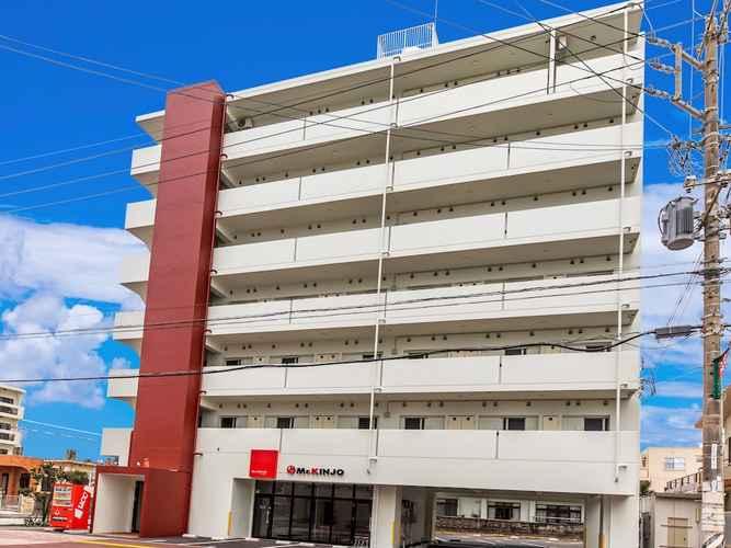 EXTERIOR_BUILDING Mr.KINJO inn KADENA