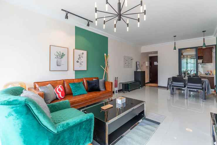 COMMON_SPACE Locals Boutique Apartment Huafa Plaza 8