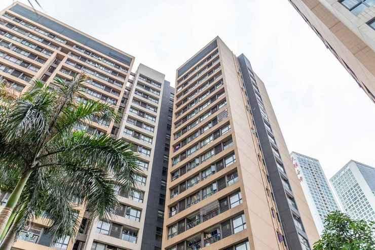EXTERIOR_BUILDING Locals Boutique Apartment Huafa Plaza 30