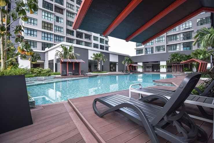SWIMMING_POOL Conezion Residence Putrajaya @ Icon Stay