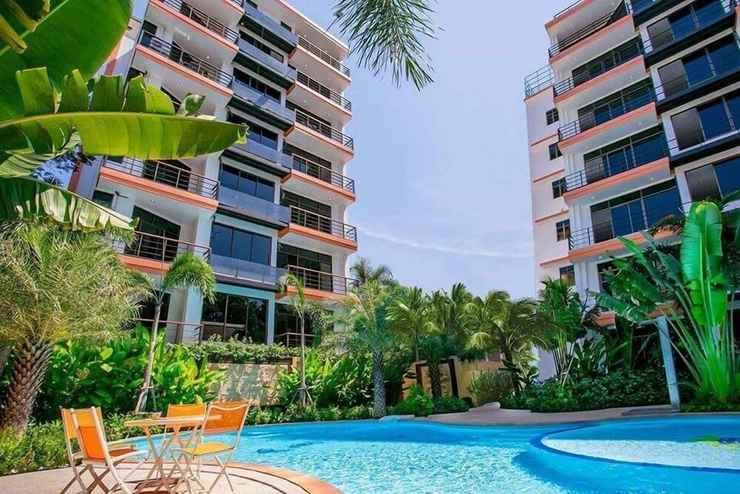 SWIMMING_POOL Naiharn Condominium Phuket