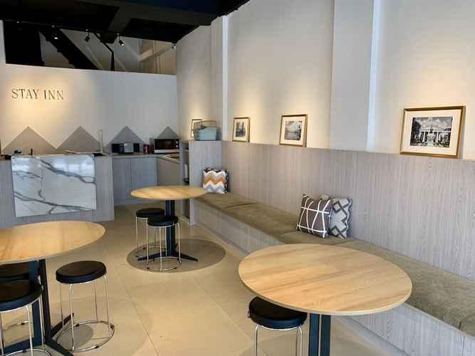 BAR_CAFE_LOUNGE Stay Inn Hostel Jakarta
