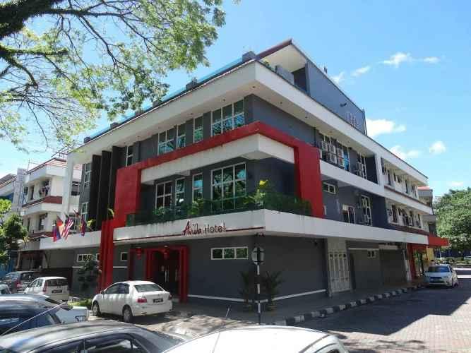 EXTERIOR_BUILDING Avida Hotel