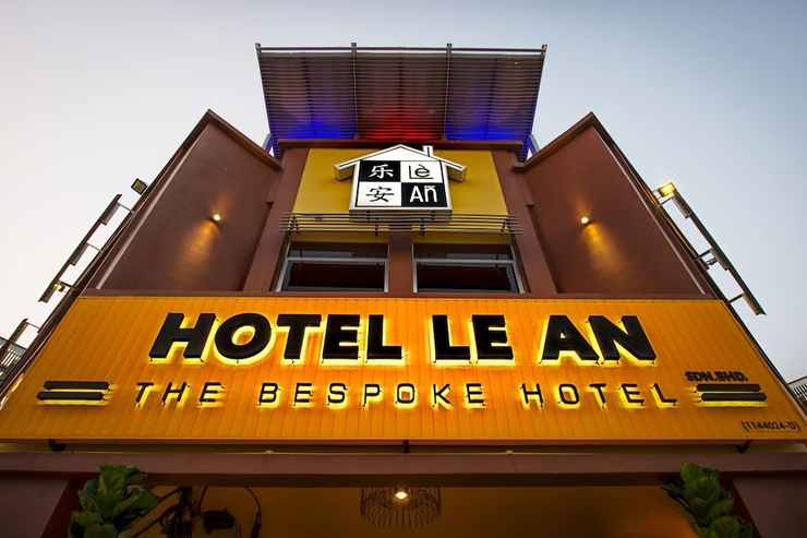 EXTERIOR_BUILDING Le An Hotel