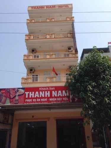 EXTERIOR_BUILDING Khách sạn Thanh Nam