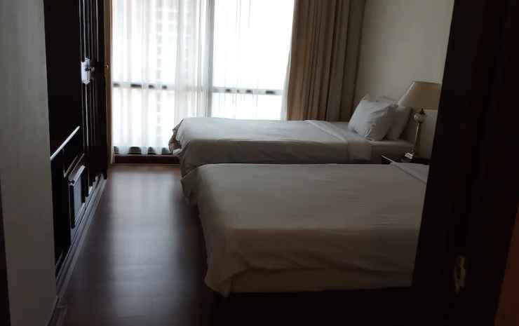 City Apartment At Times Square Kuala Lumpur - Apartemen, 2 kamar tidur