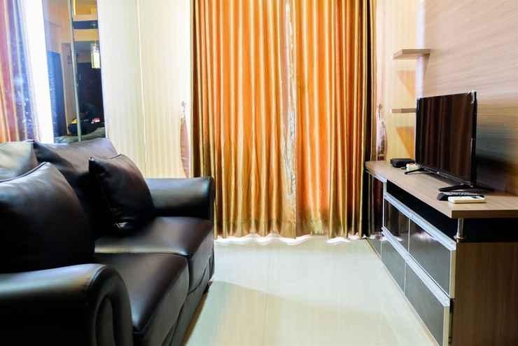 BEDROOM Best Homey 2BR Apartment Puri Park View