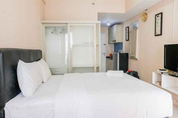 BEDROOM Simply Studio Room Tamansari Skylounge Apartment