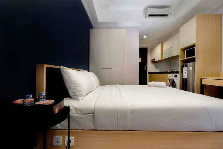 BEDROOM Comfortable Studio at Menteng Park Apartment