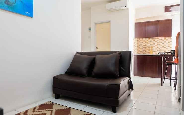 Simply Minimalist 2BR Pancoran Riverside Apartment
