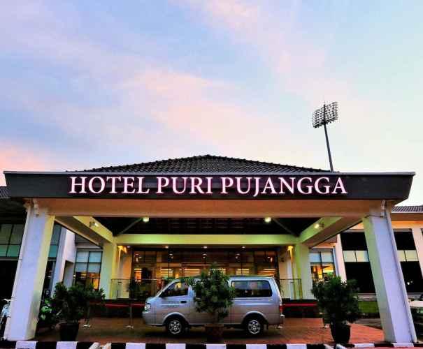 EXTERIOR_BUILDING Hotel Puri Pujangga