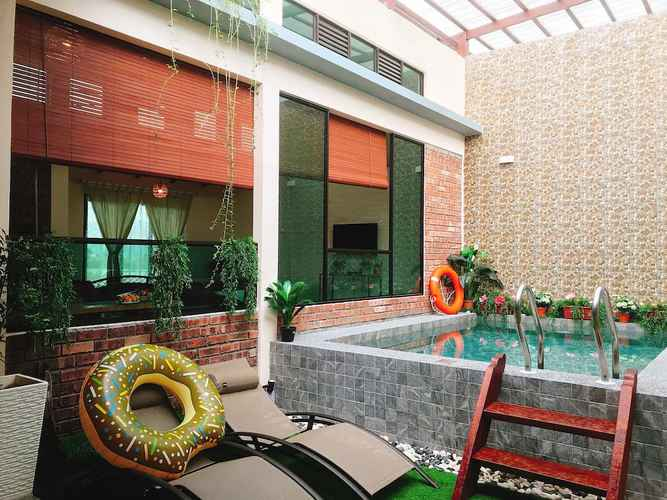 SWIMMING_POOL Adagaya Villa - Private Pool Villa