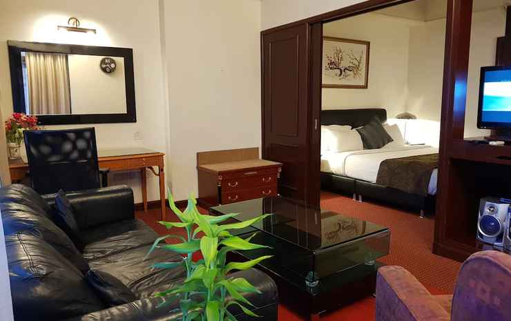 Exclusive Service Suite At Times Square Kuala Lumpur - Apartemen Deluks, 1 kamar tidur