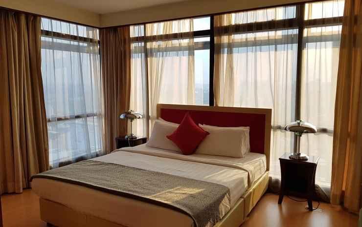Exclusive Service Suite At Times Square Kuala Lumpur - Apartemen Keluarga, 2 kamar tidur