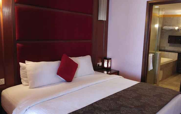 Exclusive Service Suite At Times Square Kuala Lumpur - Studio Premier, 1 kamar tidur