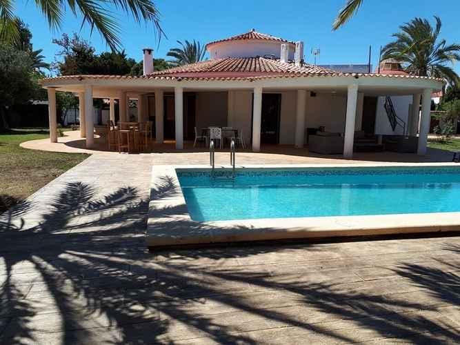 Featured Image Chalet - Piscina y Playa - El Campello