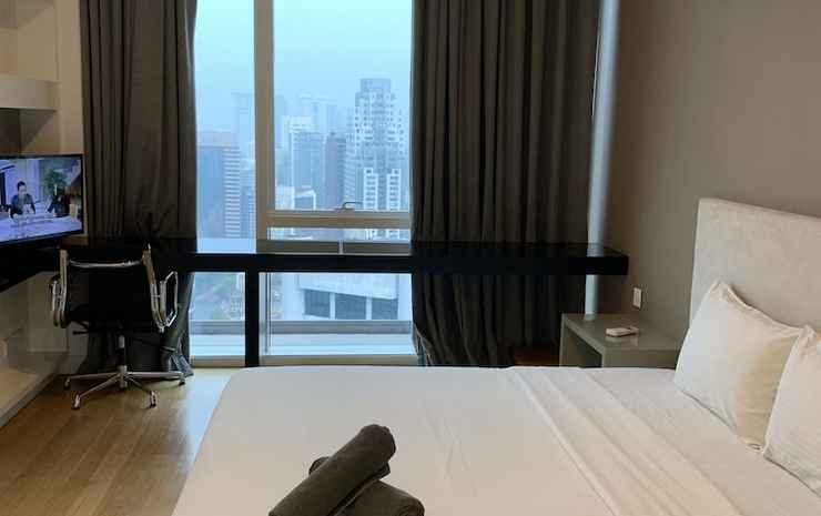 The Hollwood Suites at Platinum  Kuala Lumpur - Apartemen Deluks, 2 kamar tidur