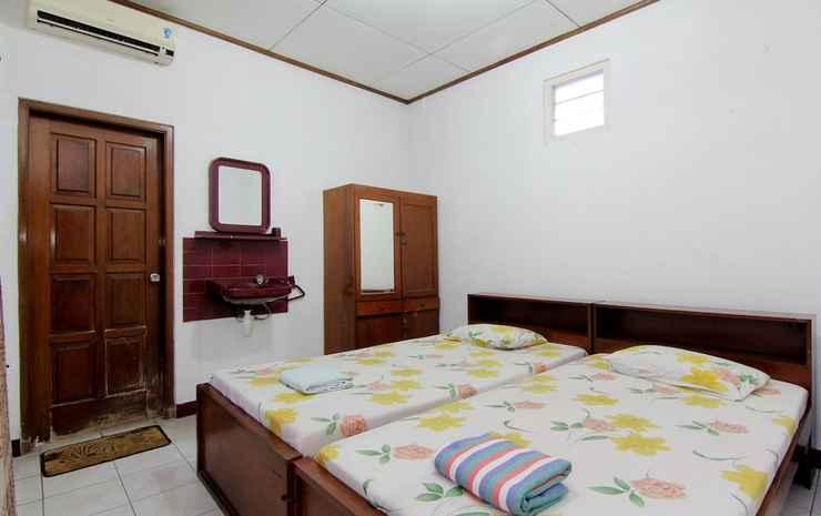 Mas Gun Guest House Yogyakarta - Kamar Standar
